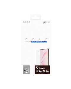 Samsung Galaxy Note 10 Lite Subcore Tempered Glass