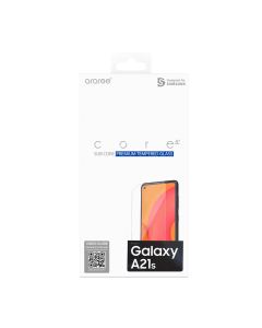Samsung Galaxy A21S Subcore Tempered Glass