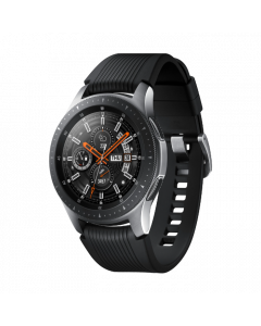 Samsung Galaxy Watch 46mm, Stainless steel R800