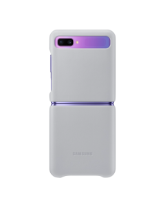 Samsung Galaxy Z Flip Leather Cover