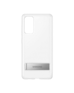 Samsung Galaxy A72 Clear Standing Cover-TRANSPARENT