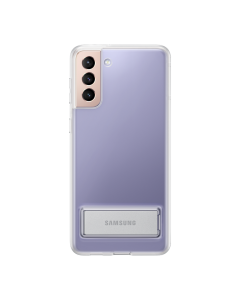 Samsung Galaxy S21+ 5G Clear Standing Cover