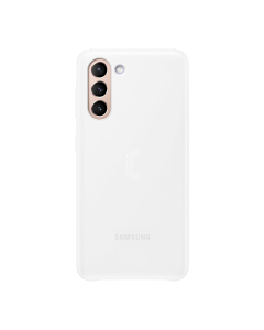 Samsung Galaxy S21 LED Cover-WHITE