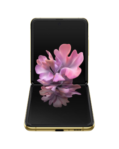Samsung F700 Z Flip 256GB-MIRROR GOLD