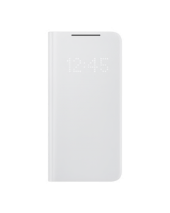 Samsung Galaxy S21 Smart LED View Cover-WHITE